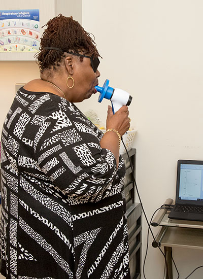 Asthma Care: asthma testing by specialists in Washington DC, allergist also serving Virginia and Maryland - FISHMAN Allergy Asthma ENT