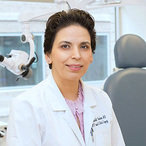 Dr. Hosai Todd-Hesham - ENT Ear Nose Throat Specialist / Surgeon, Fishman Allergy / Asthma / ENT